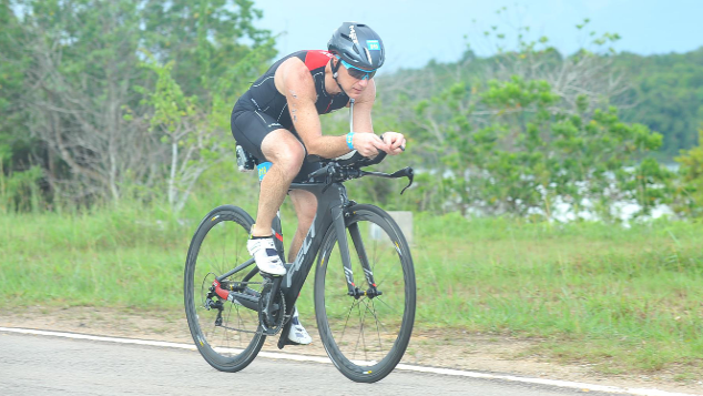 Half Ironman Challenge for Mary's Cancer Kiddies
