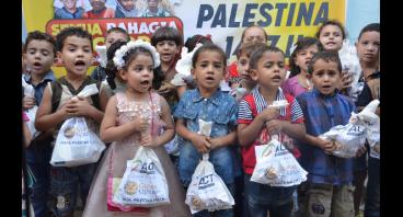 Sedekah Qurban untuk Palestina