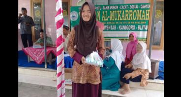 Pembangunan Yayasan Al Mukaromah Sawentar