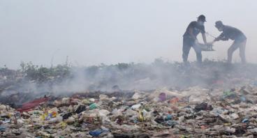 Bebaskan Teluk Labuan Dari Sampah
