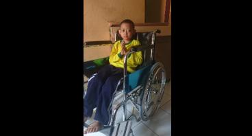 Bantu Anak Saya Sarah Husnia