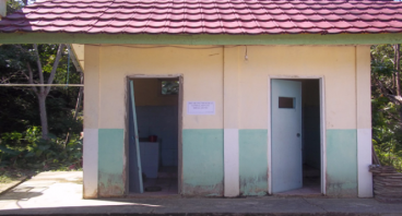 Renovasi WC dan Tempat Wudhu Masjid Al-Ikhlas