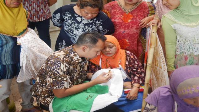 Run for Ibu Rusun Jakarta Mandiri dan Berkarya
