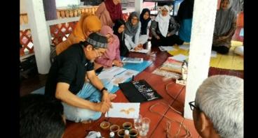 Bantu Kesejahteraan Guru Ngaji Indonesia