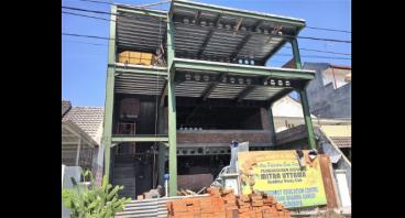 Bantu selesaikan pembangunan Cetiya Mitra Uttama