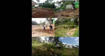 Pembebasan Tanah dan Pembangunan Asrama Putri