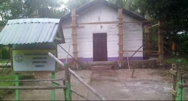 Pembangunan Gedung Gereja