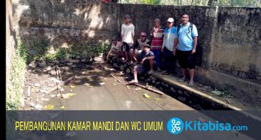 Pembangunan Kamar Mandi Dan Wc Umum Desa Pelosok