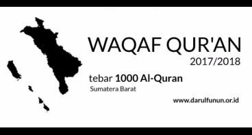 Waqaf Al-Quran 2017/2018