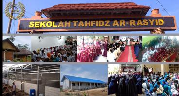 Pesantren Tahfidz Ar-Rasyid