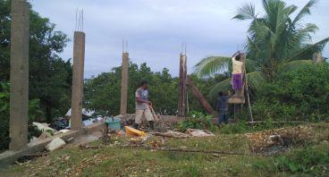 Penyelesaian masjid pesantren
