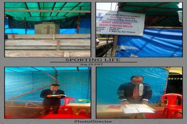Rekonstruksi Gereja BKPN Jemaat Ketapang