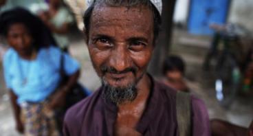 #DonasiUntukRohingya