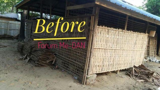Pembangunan Masjid dan Madrasah Rohingya