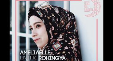 Ameliaelle Untuk Rohingya