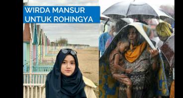 Wirda Mansur Untuk Rohingya