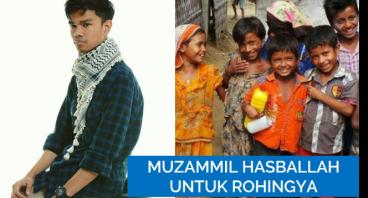 Muzammil For Rohingya