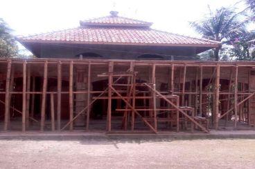 Renovasi Masjid Jami Almunir