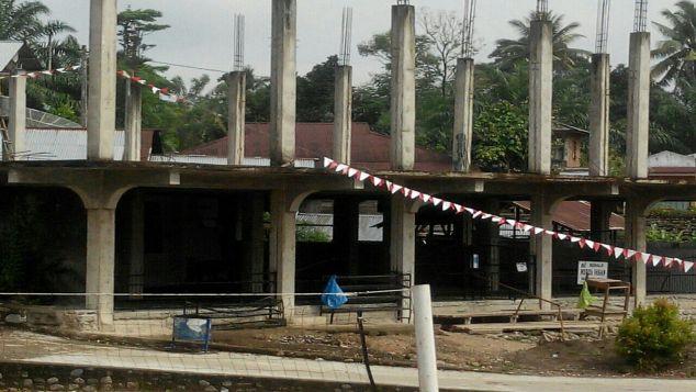 Renovasi Mushalla SMA N 1 Kinali