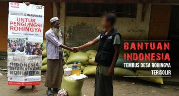 Bantu Rohingya