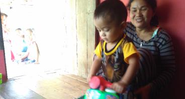 Santunan&Beasiswa; Sahim (Yatim Guru Mista)