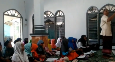 Pembangunan Ruang Belajar Madrasah
