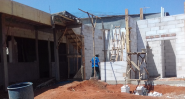 Pembangunan Pesantren Yatim Dan Du'afa