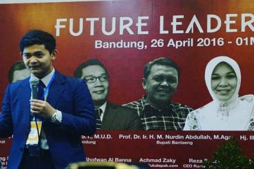 Memulai kelas Future Leader di Pontianak