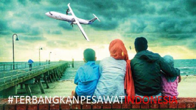 Aksa Nugraha Bangga Punya Pesawat Sendiri