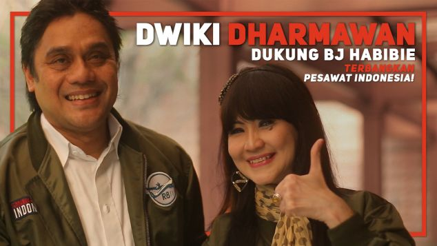 Dwiki & Musisi Indonesia Dukung R80