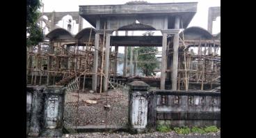 Bantu Pembangunan Masjid di Pulau Buru