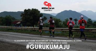 #NusantaRun 5 Charity - Budiman