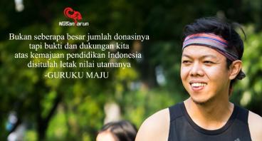 Bangdol untuk Nusantarun