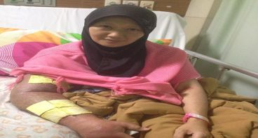 Bantu Ibu Nanih Melawan Kanker