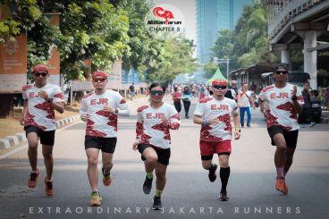 NusantaRun Charity - Martin