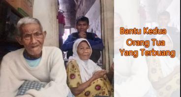 Bantu Nenek Wiro untuk Tempat Tinggal Layak