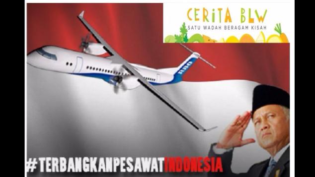 Cerita BLW Dukung Kebangkitan Teknologi Indonesia