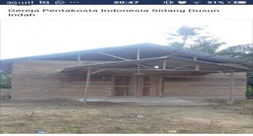 Gereja Pentakosta Indonesia Dusun Indah Aceh
