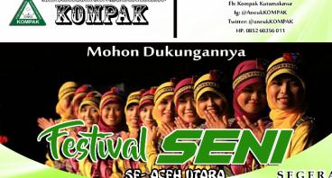 Dukung Festival Seni Aceh Utara
