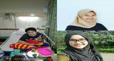 Ulang Tahun Farida dan Novi untuk Talulla