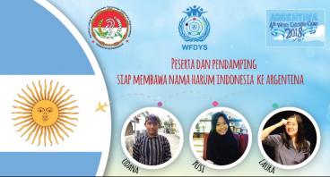 Mendanai Anak Tuli mewakili Indonesia ke Argentina