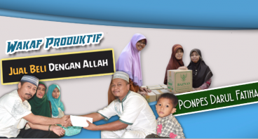 Yuk Bantu Beli Tanah untuk Ponpes Darul Fatihah!