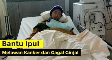 Bantu Ipul Lawan Kanker