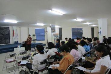 Pelatihan 1.000 Guru yang Kreatif