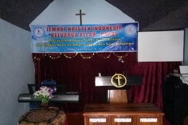 Pembangunan Gereja JKI