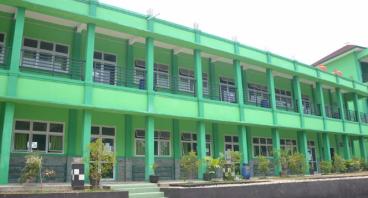 Pembangunan Lab. Komputer SMU N 17 Palembang
