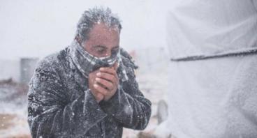 Ringankan Muslim Suriah dalam Musim Dingin Ekstrim