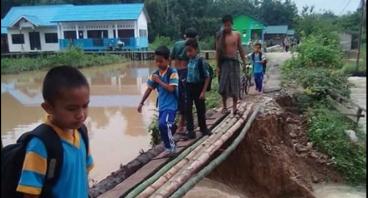 Bantu kami untuk membuat jembatan