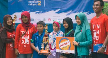 Olimpiade Sekolah Rakyat 3