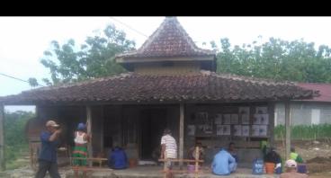 Bangun Masjid utk masyarakat pedalaman (terpenci)